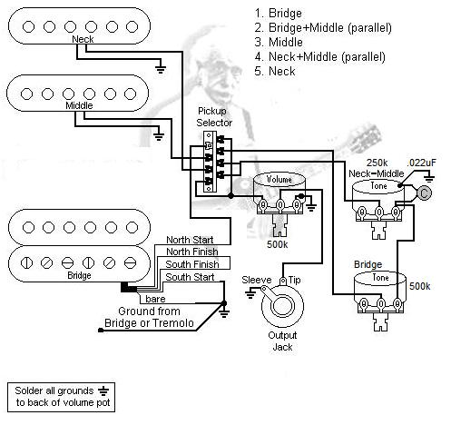 Gibson Guitar Pickup Wiring Diagrams likewise  on seymour duncan jb humbucker wiring diagram