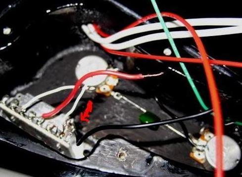 my emg 81/85 setup pic. need advice - ultimate guitar, Wiring diagram