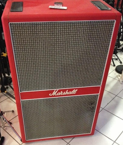 Attachments: IMG_3482.jpeg - Unknown Marshall Cab - Ultimate Guitar
