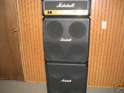 JCM C410A Marshall 4X10 cabinet - Ultimate Guitar