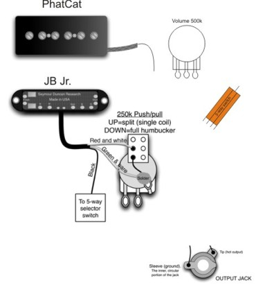 Need help with a Wiring-Diagram - Ultimate Guitar J B Wiring Diagram on