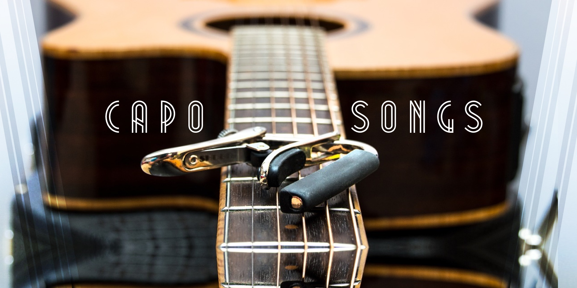 Top 30 Easy Guitar Chord Songs for Beginners - GUITARHABITS